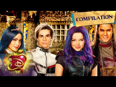 Descendants 3 Music Videos Playlist! 🎶 | Compilation | Descendants 3