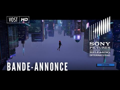 Spider-Man : New Generation - Bande Annonce [VOST]