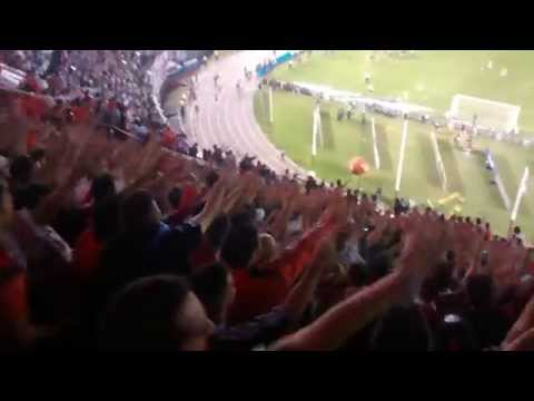 Video - CUIDATE BOSTERO - Hinchada de River vs Banfield 2015 - Los Borrachos del Tablón - River Plate - Argentina