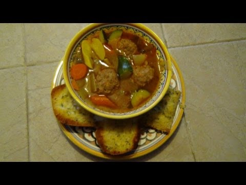 The Best Albondigas (Mexican Meatball Soup) Recipe