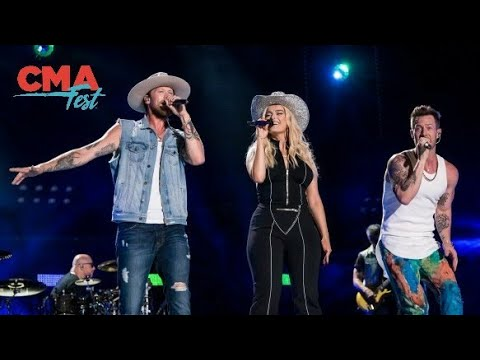 Video Florida Georgia Line & Bebe Rexha: Meant To Be (Live at CMA Fest 2018) download in MP3, 3GP, MP4, WEBM, AVI, FLV January 2017