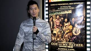 Ode To My Father 《我们不平凡的爸爸》 Audience Review - In Singapore Cinemas 16th April