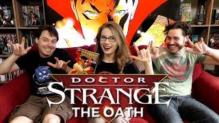 DOCTOR STRANGE: THE OATH   Back Issues