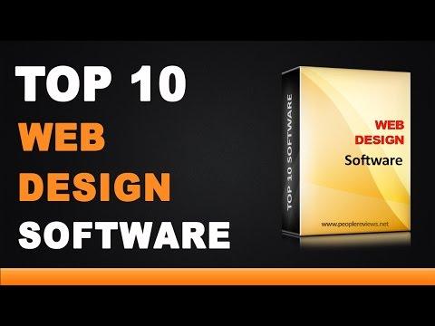 Best Web Design Software - Top 10 List