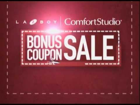 Mobley Furniture Outlet: LaZBoy Bonus Coupon Sale