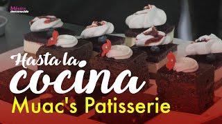 Esta pastelería de la colonia Roma te conquistará con sus pasteles. Te mostramos como se prepara en este lugar un delicioso muffin de guayaba.Si te gustó el video ¡no olvides darle LIKE, COMPARTIRLO  y SUSCRIBIRTE:  http://goo.gl/0LtODu
