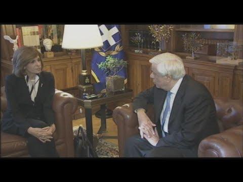 Π. Παυλόπουλος: Οι βασικές αξίες του Συμβουλίου της Ευρώπης είναι ο ανθρωπισμός και η αλληλεγγύη