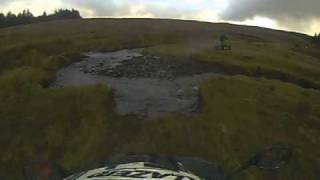 5. Can Am Renegade 800r X & Suzuki LTz400 at Drumclog