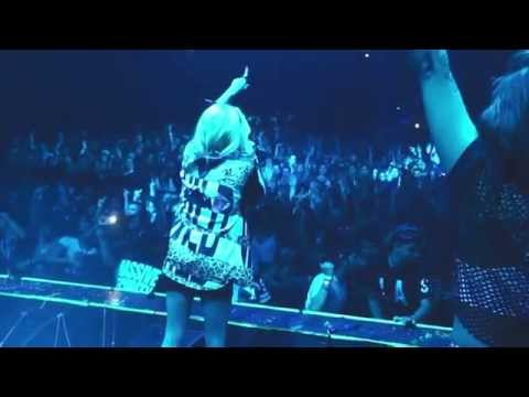 Chanel West Coast and Tyga LIVE at the Observatory