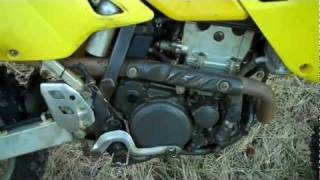 4. Suzuki DRZ400 Engine Swap