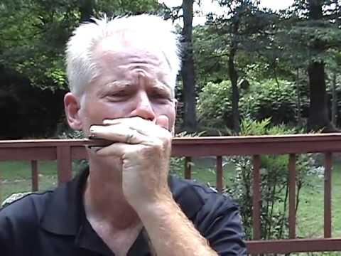 Hohner Marine Band harmonica testimonial
