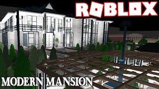$1 MILLION MODERN MANSION MAGNIFICENCE! | Subscriber Tours (Roblox Bloxburg)