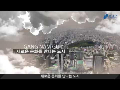 대한민국 대표 관광특구 강남구