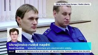 Ukrajinsko-ruské napětí