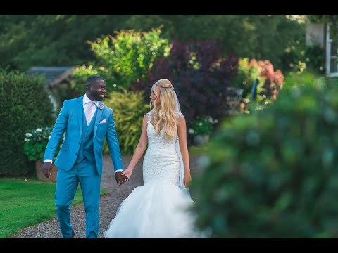 Middleton Lodge Wedding Video - Sophie and Phil