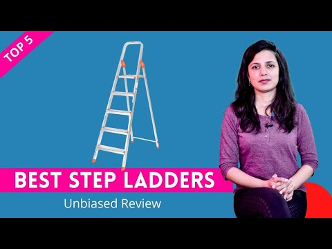 ✅Top 5: Best Step Ladders in India 2020 |  Step Ladder Review & Comparison