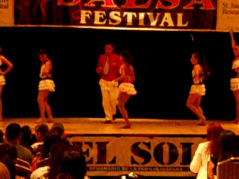 preteen dancers