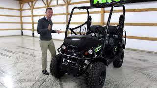 9. 2018 Textron Prowler EV