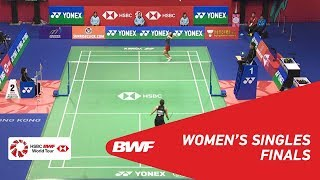 Video F | WS | Nozomi OKUHARA (JPN) [7] vs Ratchanok INTANON (THA) [6] | BWF 2018 MP3, 3GP, MP4, WEBM, AVI, FLV November 2018
