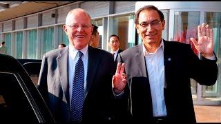 PPK: así fue su llegada a China en visita de Estado