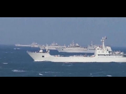 Seemacht: Die Chinesische Marine feiert Geburtstag