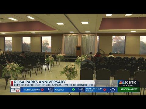 City of Tyler to honor Rosa Parks through history program