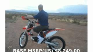 1. 2012 KTM XC 300 W -  Specs Info