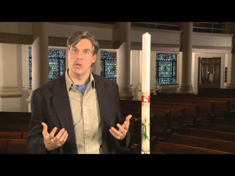 21 | Paschal Candle - Chuck Knows Church
