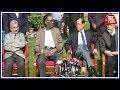 Exclusive: Supreme Court Judges' LIVE Press Conference