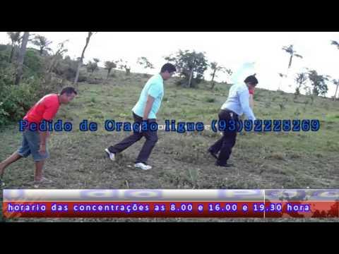 Domingo da Jornada Feliz em Oriximiná - Pa
