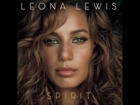 "Leona Lewis – Footprints In The Sand ""Track 13/Spirit"""