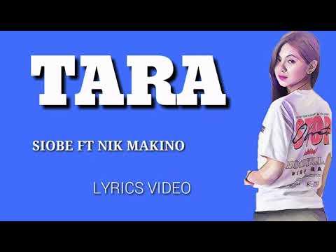 Tara - Area 52 (ft Siobe & Nik Makino) Lyrics Video