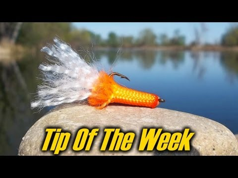 Paracord Fishing Lure -