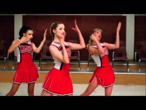 GLEE S01E02   I Say A Little Prayer (видео)