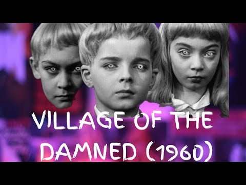 VILLAGE OF THE DAMNED (1960) - Movie Review