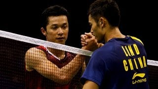 Video [Highlights] Badminton - Lin Dan vs Taufik Hidayat - 4 Kings - 2011 MP3, 3GP, MP4, WEBM, AVI, FLV Agustus 2018