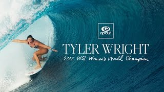 En-TYLER-ly Wright - All Hail the World Champ.