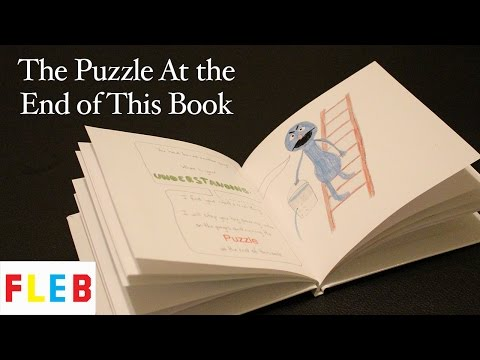 The Puzzle at the End of This Book