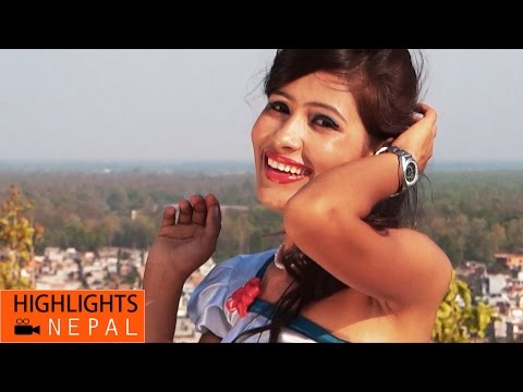 First Time Maya - Video Song | Latest Nepali Movie BISFOT 2016 | Madan Alisha Films