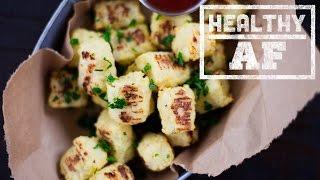 Crispy Cauliflower Tots l Healthy AF by Tastemade