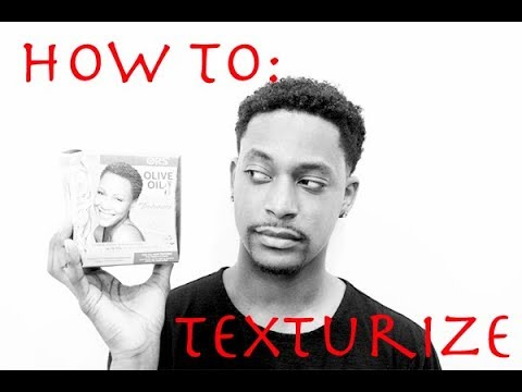 Download HOW TO TEXTURIZE NATURAL HAIR (ORS OLIVE OIL)|WINSTONEE HD Mp4 3GP Video and MP3