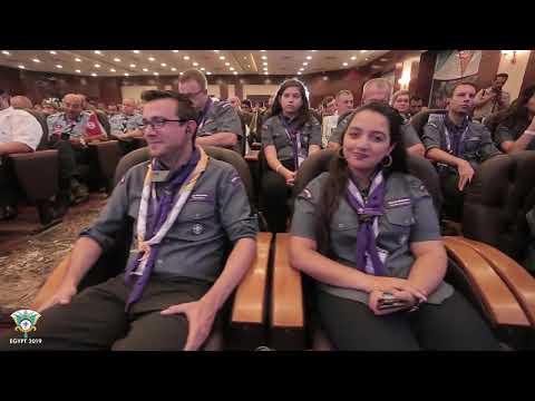 ملخص فعاليات اليوم الأول من المؤتمر الكشفي العربي ال29