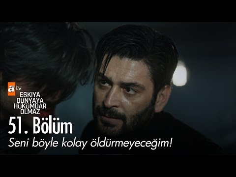 Video Seni böyle kolay öldürmeyeceğim! - Eşkıya Dünyaya Hükümdar Olmaz 51. Bölüm - atv download in MP3, 3GP, MP4, WEBM, AVI, FLV January 2017