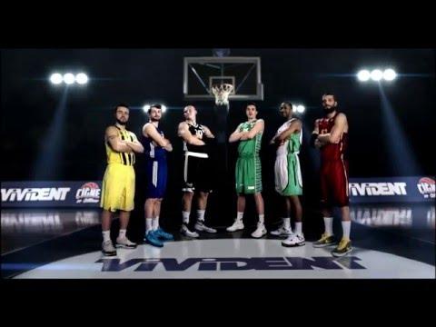 Vivident #ÇiğneVeGülümse'ye Basketbolculardan Yepyeni Bir Yorum!