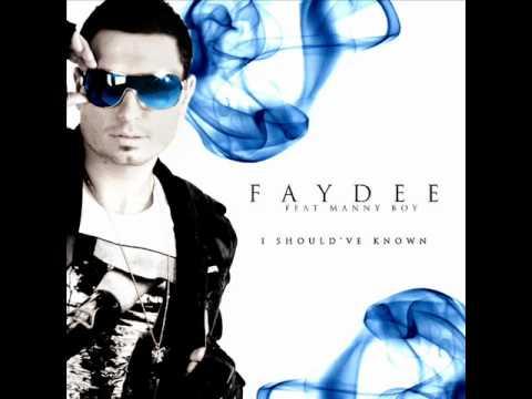 Faydee - Never Saw Me Coming lyrics