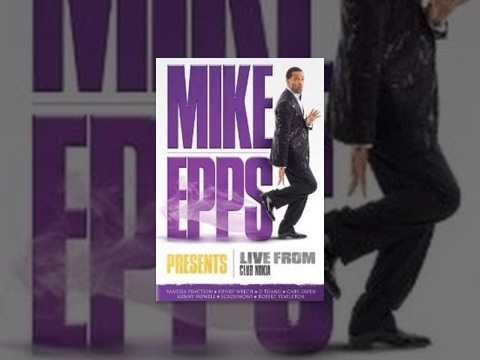 Mike Epps Live From Nokia