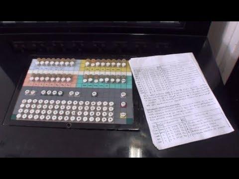 All'Isis Fermi di Bibbiena il primo computer italiano: l'Olivetti Elea 9003