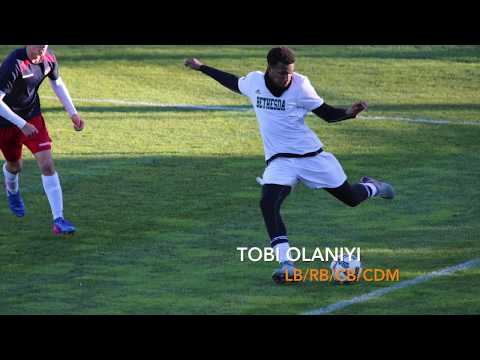 Tobi Olaniyi | 2017-2018 Highlights | Class Of 2019 | College Soccer Recruiting Video