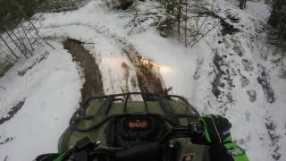 10. 2016 Can Am Outlander L 570 Review
