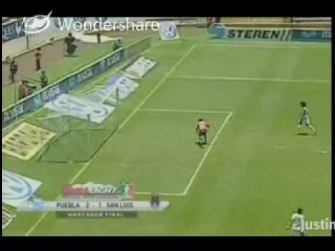 Gol de Edgar Castillo a San Luis